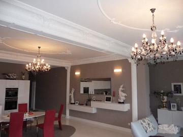 indirekte beleuchtung stuckdecke das beste aus. Black Bedroom Furniture Sets. Home Design Ideas